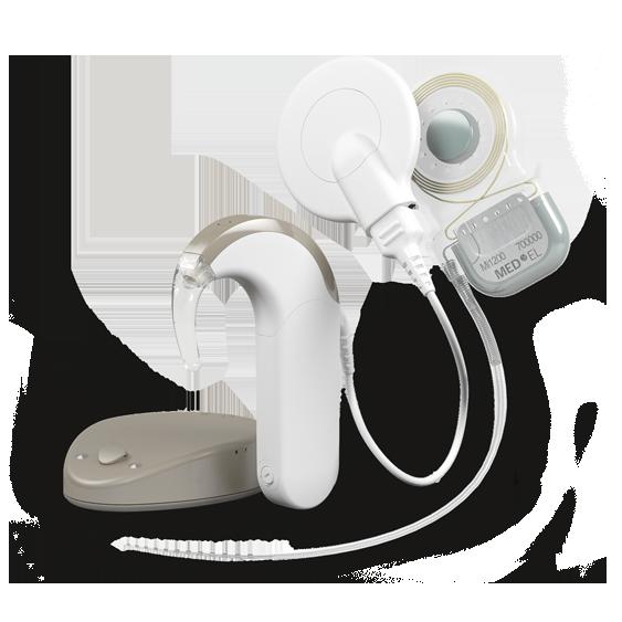 SYNCHRONY人工内耳システム